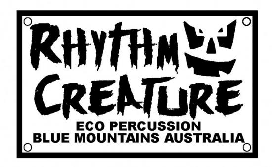 FINAL RHYTHM CREATURE LOGO OUTLINES