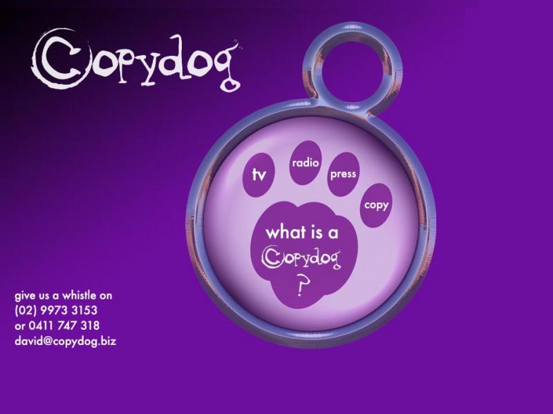 COPYDOG - home page